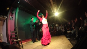 Amazing Flamenco in Seville