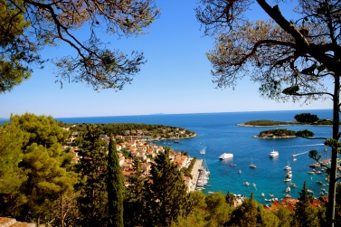 Happy to be back in Hvar