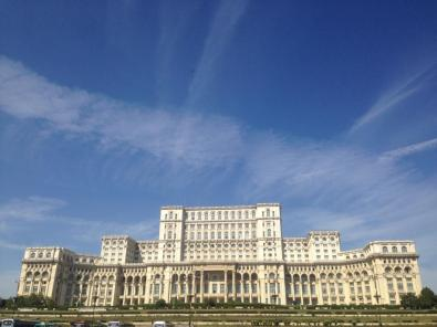 Palace of the Parliament.