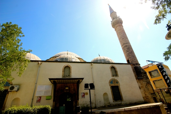 The old town Mosque.